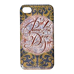 Panic! At The Disco Apple Iphone 4/4s Hardshell Case With Stand by Onesevenart