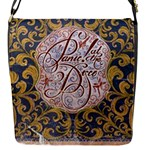 Panic! At The Disco Flap Messenger Bag (S)