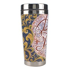 Panic! At The Disco Stainless Steel Travel Tumblers by Onesevenart