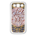 Panic! At The Disco Samsung Galaxy S3 Back Case (White)