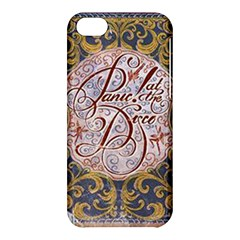 Panic! At The Disco Apple Iphone 5c Hardshell Case by Onesevenart