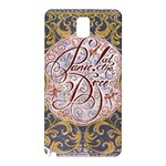 Panic! At The Disco Samsung Galaxy Note 3 N9005 Hardshell Back Case