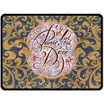 Panic! At The Disco Double Sided Fleece Blanket (Large)