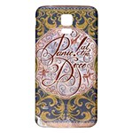 Panic! At The Disco Samsung Galaxy S5 Back Case (White)