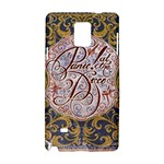 Panic! At The Disco Samsung Galaxy Note 4 Hardshell Case