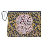 Panic! At The Disco Canvas Cosmetic Bag (L)