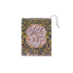 Panic! At The Disco Drawstring Pouches (xs)  by Onesevenart