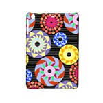 Colorful Retro Circular Pattern iPad Mini 2 Hardshell Cases