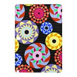 Colorful Retro Circular Pattern Samsung Galaxy Tab Pro 10.1 Hardshell Case