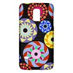 Colorful Retro Circular Pattern Galaxy S5 Mini