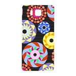 Colorful Retro Circular Pattern Samsung Galaxy Alpha Hardshell Back Case