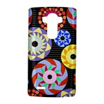 Colorful Retro Circular Pattern LG G4 Hardshell Case