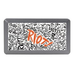 Paramore Is An American Rock Band Memory Card Reader (mini) by Onesevenart