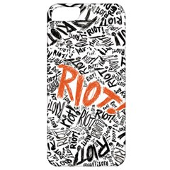Paramore Is An American Rock Band Apple Iphone 5 Classic Hardshell Case by Onesevenart