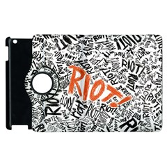 Paramore Is An American Rock Band Apple Ipad 2 Flip 360 Case by Onesevenart
