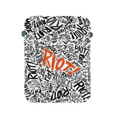 Paramore Is An American Rock Band Apple Ipad 2/3/4 Protective Soft Cases by Onesevenart