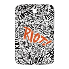 Paramore Is An American Rock Band Samsung Galaxy Note 8 0 N5100 Hardshell Case  by Onesevenart