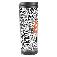 Paramore Is An American Rock Band Travel Tumbler by Onesevenart