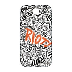 Paramore Is An American Rock Band Samsung Galaxy S4 I9500/i9505  Hardshell Back Case by Onesevenart