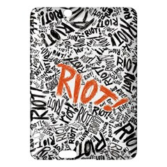 Paramore Is An American Rock Band Kindle Fire Hdx Hardshell Case by Onesevenart