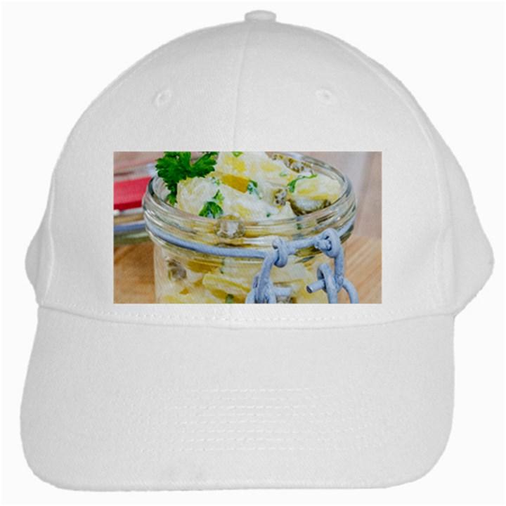 1 Kartoffelsalat Einmachglas 2 White Cap