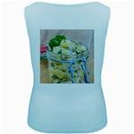 1 Kartoffelsalat Einmachglas 2 Women s Baby Blue Tank Top Back