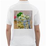 1 Kartoffelsalat Einmachglas 2 Golf Shirts Back