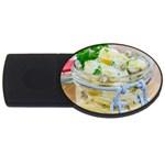 1 Kartoffelsalat Einmachglas 2 USB Flash Drive Oval (2 GB)