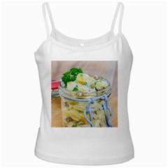 1 Kartoffelsalat Einmachglas 2 Ladies Camisoles