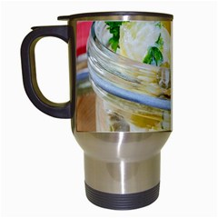 1 Kartoffelsalat Einmachglas 2 Travel Mugs (white)
