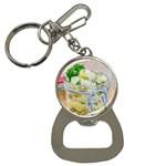 1 Kartoffelsalat Einmachglas 2 Bottle Opener Key Chains Front