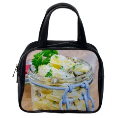 1 Kartoffelsalat Einmachglas 2 Classic Handbags (One Side)