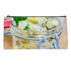 1 Kartoffelsalat Einmachglas 2 Pencil Cases