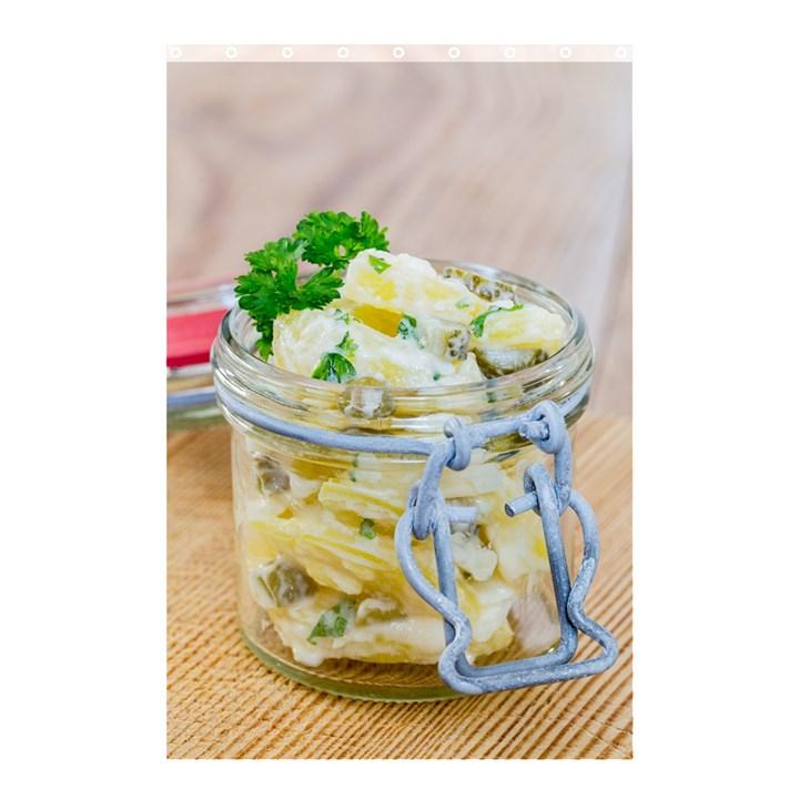 1 Kartoffelsalat Einmachglas 2 Shower Curtain 48  x 72  (Small)