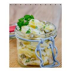 1 Kartoffelsalat Einmachglas 2 Shower Curtain 60  X 72  (medium)