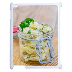 1 Kartoffelsalat Einmachglas 2 Apple Ipad 2 Case (white)