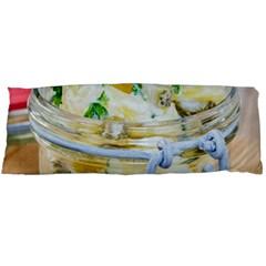 1 Kartoffelsalat Einmachglas 2 Body Pillow Case Dakimakura (Two Sides)