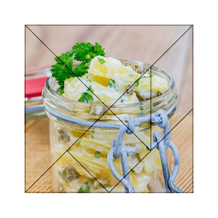 1 Kartoffelsalat Einmachglas 2 Acrylic Tangram Puzzle (6  x 6 )