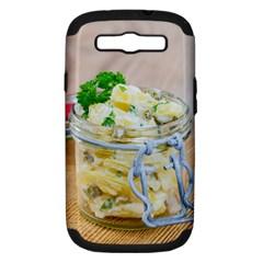 1 Kartoffelsalat Einmachglas 2 Samsung Galaxy S Iii Hardshell Case (pc+silicone)