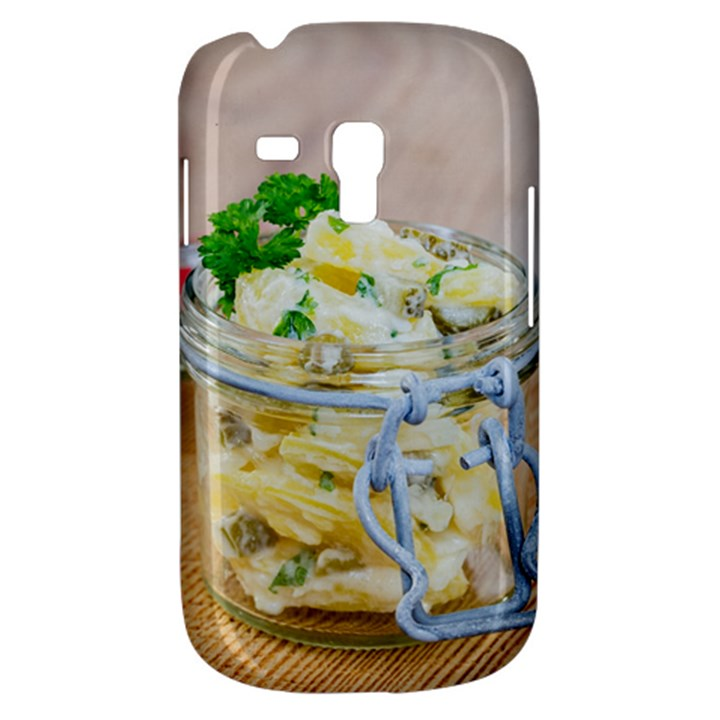 1 Kartoffelsalat Einmachglas 2 Samsung Galaxy S3 MINI I8190 Hardshell Case