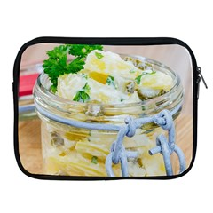 1 Kartoffelsalat Einmachglas 2 Apple iPad 2/3/4 Zipper Cases