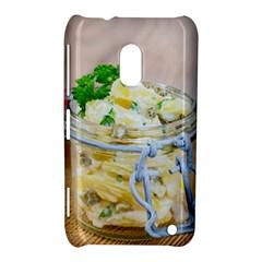 1 Kartoffelsalat Einmachglas 2 Nokia Lumia 620