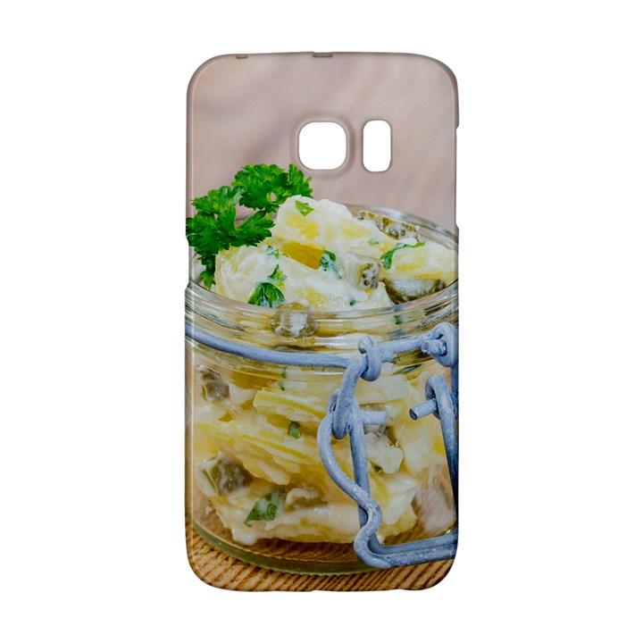 1 Kartoffelsalat Einmachglas 2 Galaxy S6 Edge