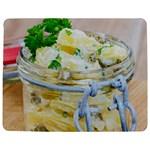 1 Kartoffelsalat Einmachglas 2 Jigsaw Puzzle Photo Stand (Rectangular) Front