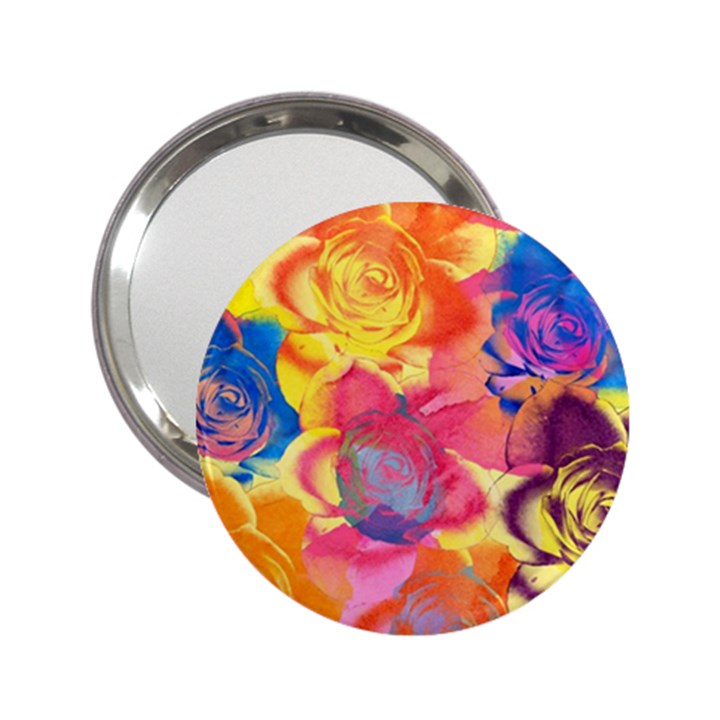 Pop Art Roses 2.25  Handbag Mirrors
