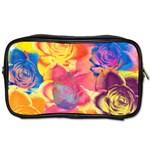 Pop Art Roses Toiletries Bags 2-Side Front
