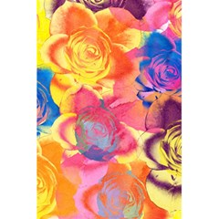 Pop Art Roses 5 5  X 8 5  Notebooks by DanaeStudio