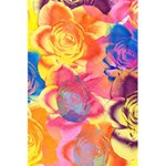 Pop Art Roses 5.5  x 8.5  Notebooks Front Cover