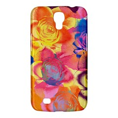 Pop Art Roses Samsung Galaxy Mega 6 3  I9200 Hardshell Case