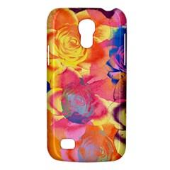 Pop Art Roses Galaxy S4 Mini